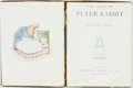 Books:Children's Books, Beatrix Potter. The Tale of Peter Rabbit. London: FrederickWarne and Co., [1902]. First commercially published edit...