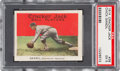 Baseball Cards:Singles (Pre-1930), 1914 Cracker Jack Chick Gandil #39 PSA EX 5 - None Higher. ...