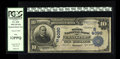 National Bank Notes:Kentucky, Frankfort, KY - $10 1902 Plain Back Fr. 626 The State NB Ch. #(S)4090. ...