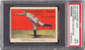 Baseball Cards:Singles (Pre-1930), 1914 Cracker Jack Ray Keating #95 PSA EX 5 - Finest Example of Only11 Total Graded! ...