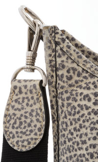 fedf9466a6 Hermes Dalmatian Buffalo Leather Evelyne I GM Bag with