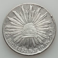 Mexico, Mexico: Republic Lot of Twelve 8 Reales Coins,... (Total: 12 coins)