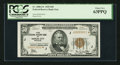 Small Size:Federal Reserve Bank Notes, Fr. 1880-J* $50 1929 Federal Reserve Bank Note. PCGS Choice New 63PPQ.. ...