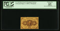 Fractional Currency:First Issue, Fr. 1228 5¢ First Issue PCGS Apparent Choice New 63.. ...