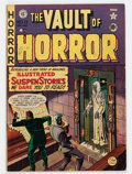 Golden Age (1938-1955):Horror, Vault of Horror #13 (EC, 1950) Condition: GD-....