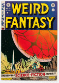 Golden Age (1938-1955):Science Fiction, Weird Fantasy #13 (EC, 1952) Condition: FN....