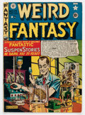 Golden Age (1938-1955):Science Fiction, Weird Fantasy #13 (#1) (EC, 1950) Condition: GD+....
