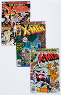 Modern Age (1980-Present):Superhero, X-Men #121, 128, and 130 Group (Marvel, 1979-80) Condition: AverageVF/NM.... (Total: 28 Comic Books)