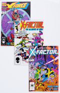 Modern Age (1980-Present):Superhero, X-Factor/X-Force Group (Marvel, 1986-91) Condition: Average NM-....(Total: 16 Comic Books)