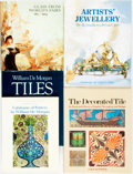 Books:Art & Architecture, [Victoriana]. Group of Five Books on Victorian Era Art and Design. Various publishers and dates. ... (Total: 5 Items)