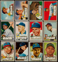 Baseball Cards:Lots, 1952 Topps Baseball Collection (67). ...