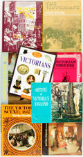Books:World History, [Victoriana]. Group of Eight Books on Victorian Life, Culture and Design. Various publishers and dates. ... (Total: 8 Items)