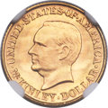 Commemorative Gold, 1917 G$1 McKinley MS67 NGC....