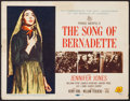 Movie Posters:Drama, The Song of Bernadette & Others Lot (20th Century Fox, R-1958). Title Lobby Card & Lobby Card Sets of 8 (3) & British Lobby ... (Total: 33 Items)