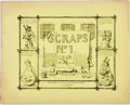 Books:Art & Architecture, [Cartoons]. D.C. Johnston. Scraps, No. 1, New Series. Boston: D.C. Johnston, 1849. ...