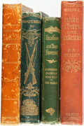 Books:Sporting Books, [Sporting Books]. Group of Four Books on Hunting and Shooting. Various publishers and dates, 1856-1903. ... (Total: 01 Items)