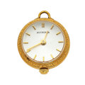 Timepieces:Pendant , Bucherer 18k Gold Lady's Ball Pendant. ...