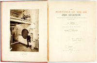 G. Eiffel. Jerome C. Hunsaker, translations. The Resistance of the Air and Aviation. Experiments Conducted at t