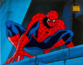 Animation Art:Seriograph, Spider-Man: The Animated Series Limited Numbered Serilitho Cel Group (Marvel, 1995-96).... (Total: 2 Original Art)