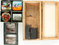 "Books:Photography, Collection of Nineteenth Century Glass ""Magic Lantern"" Slides. Various publishers and dates...."