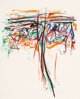 JOAN MITCHELL (American, 1926-1992) Tree II, 1992 Lithograph in colors on wove paper 24-1/2 x 20 inches (62.2 x 50.8