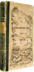 Books:First Editions, Edgar Allan Poe: The Conchologist's First Book: or, a System ofTestaceous Malacology (Philadelphia: Haswell, Barrington...(Total: 1 Item)