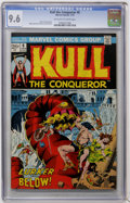 Bronze Age (1970-1979):Miscellaneous, Kull the Conqueror #6 (Marvel, 1973) CGC NM+ 9.6 Off-white to whitepages....