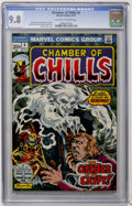 Bronze Age (1970-1979):Horror, Chamber of Chills #4 (Marvel, 1973) CGC NM/MT 9.8 Off-white towhite pages....