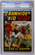 Bronze Age (1970-1979):Western, Rawhide Kid #98 (Marvel, 1972) CGC NM+ 9.6 Off-white to white pages....