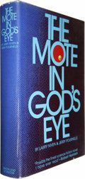 Books:Signed Editions, Larry Niven & Jerry Pournelle Signed: The Mote in God'sEye. (New York: Simon and Schuster, 1974), first edition, 537pa... (Total: 1 Item)