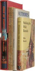 Books:Signed Editions, Mike Resnick: Four Signed Limited Editions.... (Total: 4 Items)