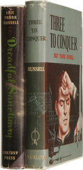 Books:Fiction, Eric Frank Russell: Two First Editions.... (Total: 2 Items)