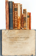 Books:Art & Architecture, George Cruikshank, artist (1792-1878). Group of Thirteen Books about or Featuring Artwork by George Cruikshank. Various publ... (Total: 13 Items)