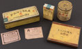 Baseball Cards:Unopened Packs/Display Boxes, Vintage Fatima Coupons, Tins and Pack Collection (6). ...