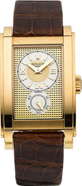 Timepieces:Wristwatch, Rolex Cellini Ref. 5440 18k Yellow Gold Prince Chronometer. ...