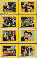 """Movie Posters:Comedy, Houseboat (Paramount, 1958). Lobby Card Set of 8 (11"""" X 14""""). Comedy.. ... (Total: 8 Items)"""