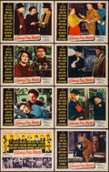 "Movie Posters:Drama, O. Henry's Full House (20th Century Fox, 1952). Lobby Card Set of 8 (11"" X 14""). Drama.. ... (Total: 8 Items)"