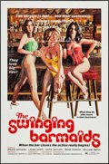 "Movie Posters:Sexploitation, The Swinging Barmaids & Other Lot (Premiere Releasing, 1975).One Sheets (20) (27"" X 41"") Flat Folded. Sexploitation.. ...(Total: 20 Items)"
