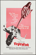 "Movie Posters:Horror, Virgin Witch & Other Lot (Joseph Brenner Associates, 1972). One Sheets (20) (27"" X 41"") Flat Folded. Horror.. ... (Total: 20 Items)"