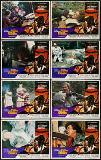 """The Food of the Gods (American International, 1976). Lobby Card Set of 8 (11"""" X 14""""). Horror. ... (Total: 8 It..."""