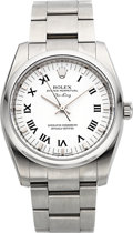 Timepieces:Wristwatch, Rolex Ref. 114200 Oyster Perpetual Air-King, circa 2006. ...