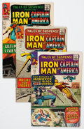 Golden Age (1938-1955):Science Fiction, Tales of Suspense Group (Marvel, 1965-68) Condition: AverageVG/FN.... (Total: 13 Comic Books)