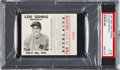 Baseball Collectibles:Tickets, 1941 Lou Gehrig Memorial Ticket Stub PSA 4 VG-EX....