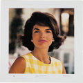Photography:Studio Portraits, Jacqueline Kennedy: An Awesome 27 inch by 27 inch Signed Jacques Lowe Photo....