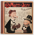 Platinum Age (1897-1937):Miscellaneous, Mutt and Jeff Book 13 (Cupples & Leon, 1928) Condition: GD+....