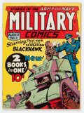 Golden Age (1938-1955):War, Military Comics #1 (Quality, 1941) Condition: Apparent FN....