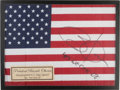 Political:Textile Display (1896-present), Barack Obama: A Terrific Signed 2008 Campaign Flag....