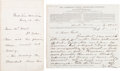 Political:Memorial (1800-present), James Garfield: Assassination Archive.... (Total: 16 Items)