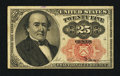Fractional Currency:Fifth Issue, Fr. 1308 25¢ Fifth Issue Fine-Very Fine.. ...