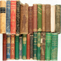 Books:Literature Pre-1900, [Fiction]. Group of Twenty-Five Nineteenth Century Fiction Titles. Various publisher's and dates. ... (Total: 25 Items)